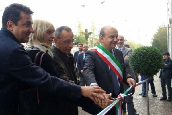 Inaugurazione Tecnopolo Piacenza 22-10-2016