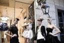 Moda, modelle, sfilata