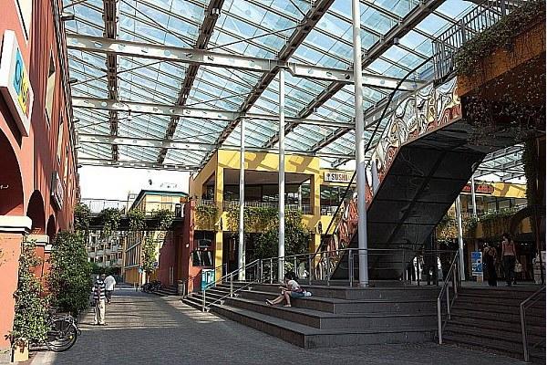 Negozi, centro commerciale, commercio, Barilla center Parma