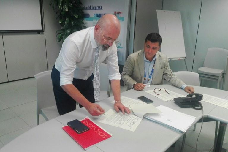 La Perla, firma pre-accordo con Bonaccini