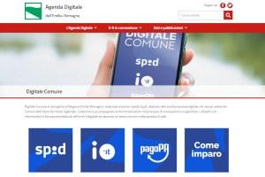 Home page di Digitale Comune