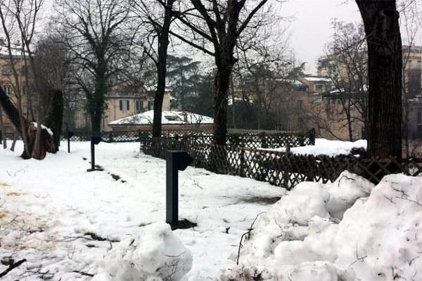 Neve, maltempo, Parma