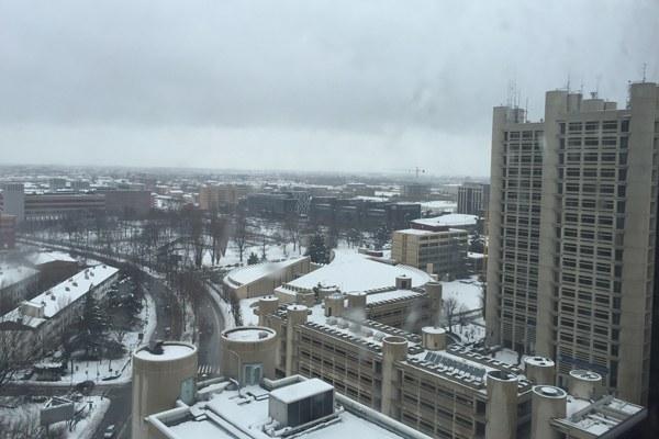 Panorama dalla Regione (neve, maltempo 6/2/15)