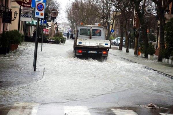 Romagna, Ravenna, neve, maltempo (febbraio 2015) 3