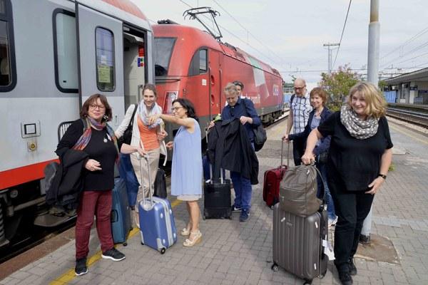 Apt, treno, passeggeri