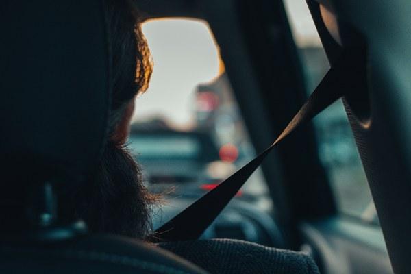 Auto cintura sicurezza