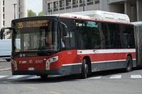Bus autobus Tper trasporto pubblico