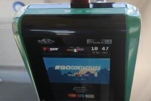 Sul bus anche senza il biglietto tradizionale: si paga a bordo con carta di  credito, bancomat, smartphone e smartwatch — Regione Emilia-Romagna