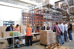 logistica, magazzino