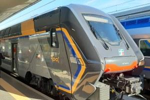Treno, Rock, stazione
