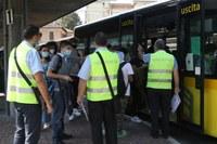 steward per bus