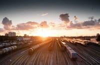 trasporto merci logistica treni
