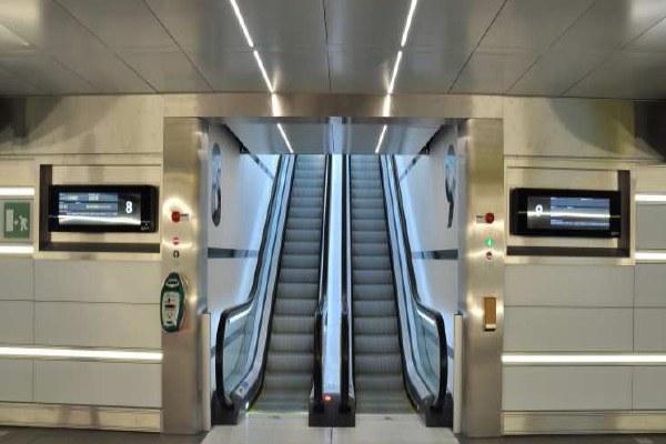 Treni, ferrovia, stazione, 500 stazioni 1