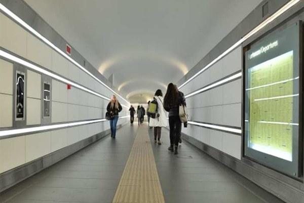 Treni, ferrovia, stazione, 500 stazioni 2