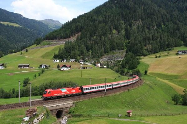 Treno Deutsche Bhan