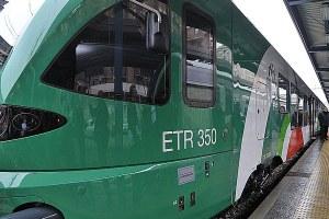 Treno Etr Stadler 350