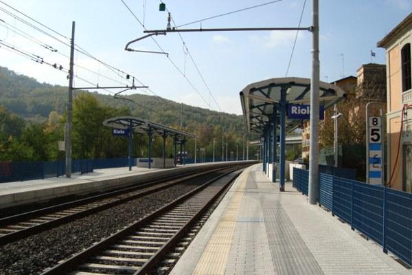 Treno regionale per Porretta (1)