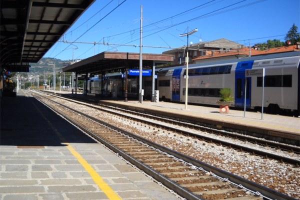 Treno regionale per Porretta (2)