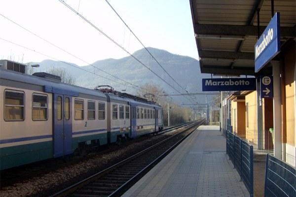Treno regionale per Porretta (3)