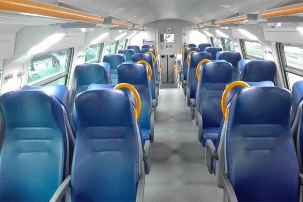 Treno regionale, Vivalto, ferrovia (2)
