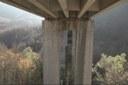 Viadotto E45, ponte