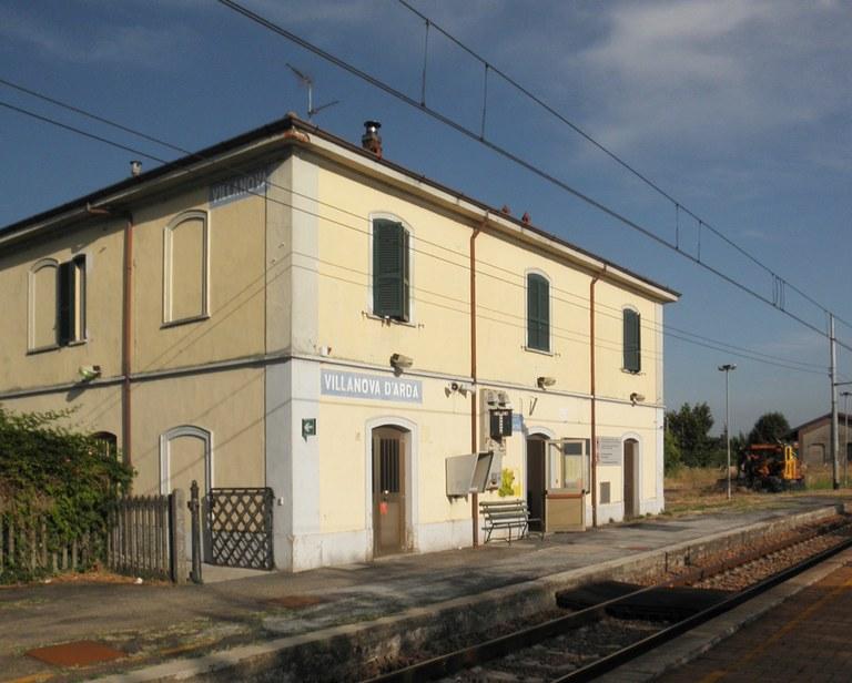 Stazione Villanova D'Arda (Pc)