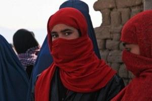 Afghanistan, donne