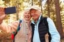 Anziani, salute, autunno