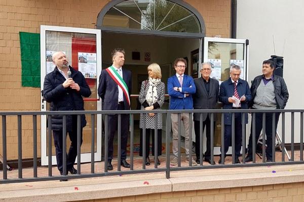 """Bonaccini e Costi inaugurano scuola di musica """"Giustino Dazzi"""""""