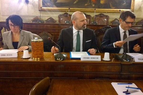 Bonaccini, Petitti, Merola firmano intesa Città metropolitana