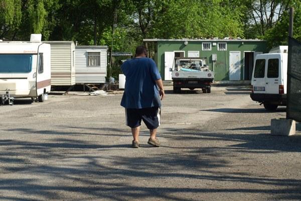 Campo nomadi 6