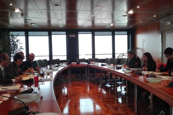 Delegazione imprese Guandong