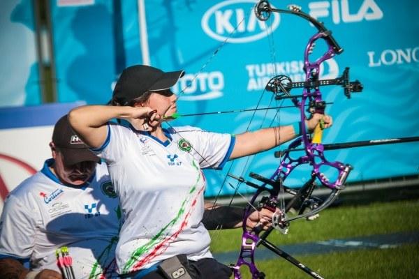 Eleonora Sarti, sport, Paralimpiadi 2016