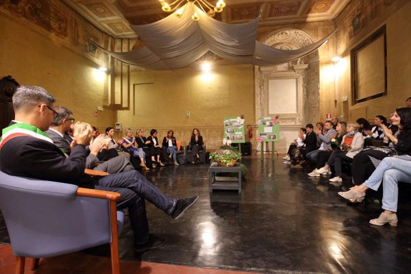 Emma Petitti inaugura casa delle donne a Piacenza - 2