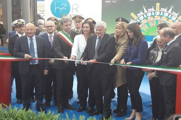 Gazzolo inaugura Ecomondo 2016