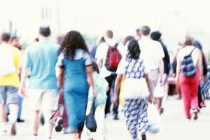 Gente, persone, folla