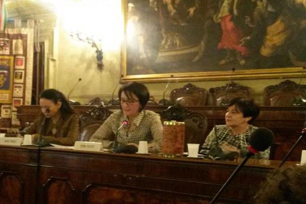 L'assessore Petitti a presentazione piano contro violenza di genere