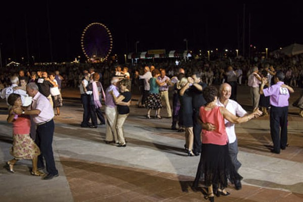 Liscio, ballerini, ballo 2