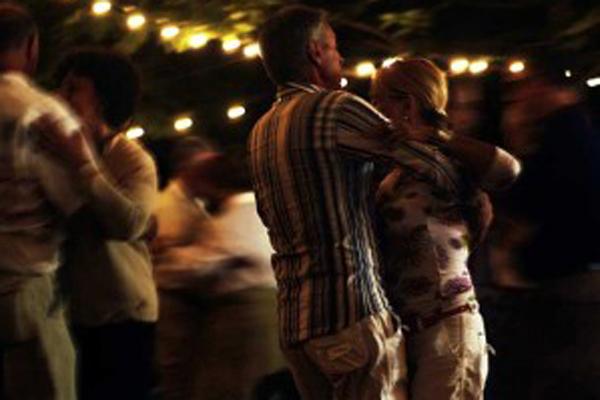 Liscio, ballerini, ballo