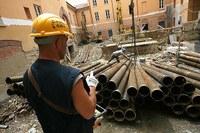 Operai cantiere, edilizia