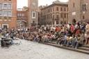 Turisti, turismo, città d'arte, Ferrara