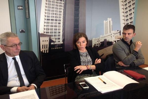 Vicepresidente Gualmini conferenza housing sociale