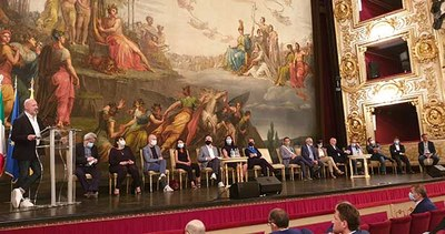 Giunta a Parma 2020 - Bis