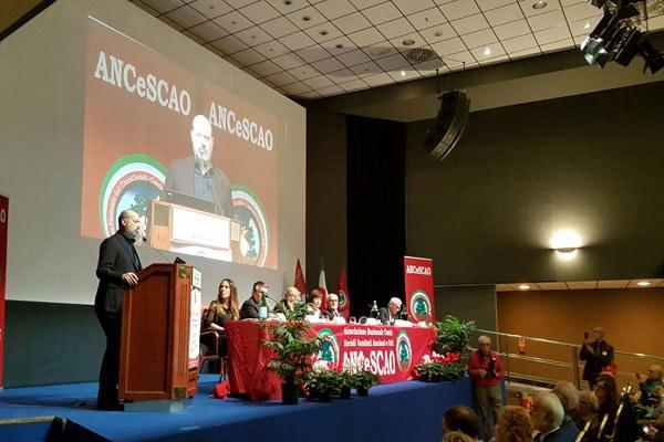 Bonaccini a Assemblea nazionale di Ancescao
