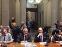 Bonaccini e Maroni a Roma per autonomia regioni