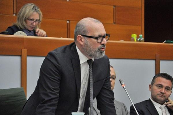 Bonaccini in Assemblea alla presentazione del bilancio 2017