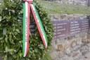 Commemorazione Sabbiuno, particolare
