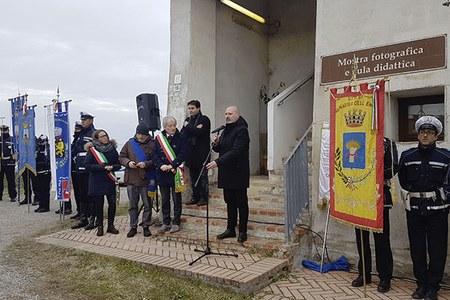 Commemorazione Sabbiuno