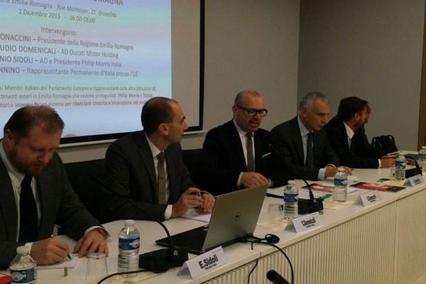 Il presidente Bonaccini a Bruxelles su attrattività e investimenti - 2