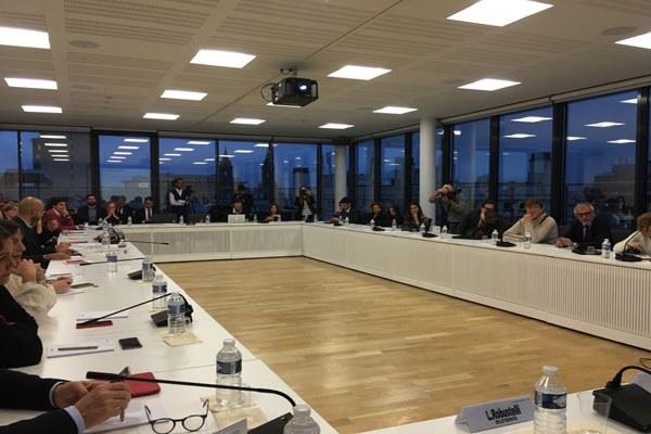 Il presidente Bonaccini a Bruxelles su attrattività e investimenti - 5